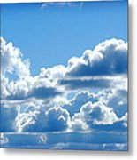 Clouds Of Glory II Metal Print