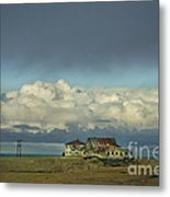 Clouds Of My Mind Metal Print