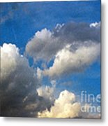 Clouds Of Today Metal Print