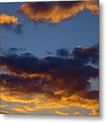 Clouds Of Tranquility. Metal Print