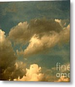 Clouds Of Yesterday Metal Print