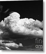 Clouds Over The Palouse Metal Print by Ron Roberts