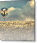 Clouds Within Clouds Metal Print