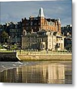 Club House St Andrews  Metal Print