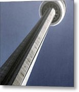 Cn Tower Metal Print by Joana Kruse