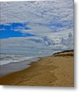 Coast Guard Beach Metal Print