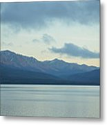 Coast Ranges In Alaska Metal Print