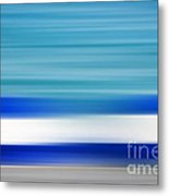 Coastal Horizon 2 Metal Print