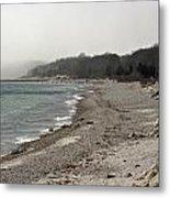 Coastal View 2 Metal Print
