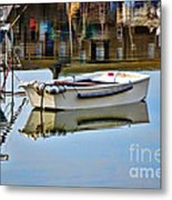 Cobb Reflections Metal Print