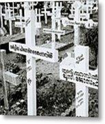 Cochin Cemetery  Metal Print