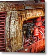Cockshutt Tractor Metal Print