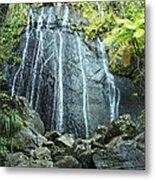 Coco Falls - El Yunque Metal Print