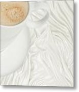 Coffee For You Metal Print