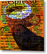 Coffee Lover 5d24472p8 Metal Print