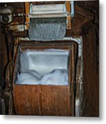 Coffield Washer Metal Print by Robert Bales