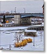Col Patrick O' Rorke Memorial Bridge Metal Print