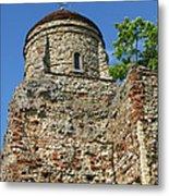 Colchester Castle Metal Print
