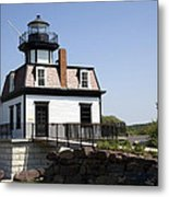 Colchester Lighthouse Metal Print
