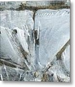 Cold Calculation Metal Print