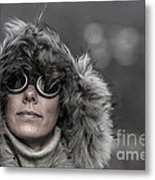 Cold Day Metal Print