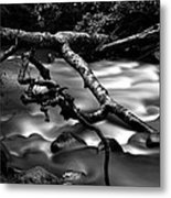 Cold Mountain Stream Hdr Work #1 Metal Print