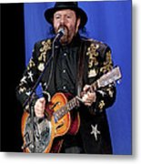Colin Linden Of Blackie And The Rodeo Kings Metal Print