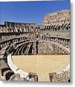 Coliseum . Rome Metal Print