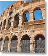 Coliseum 4 Metal Print