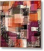 Collage 147 Metal Print