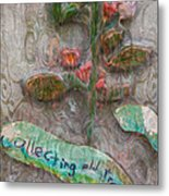 Collecting Old Trees Metal Print