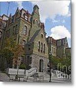 College Hall University Of Pennsylvania Metal Print