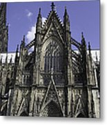 Cologne Cathedral 02 Metal Print