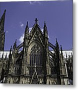 Cologne Cathedral 03 Metal Print