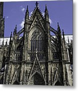 Cologne Cathedral 04 Metal Print