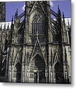 Cologne Cathedral 05 Metal Print