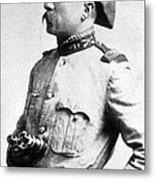Colonel Theodore Roosevelt 1898 Metal Print