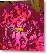 Color 128 Metal Print