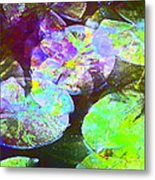 Color 135 Metal Print