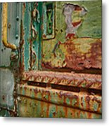 Color And Character Metal Print