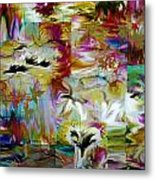 Color And Light Metal Print by Tanya Jacobson-Smith