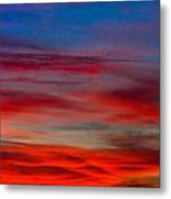 Color Metal Print