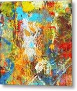 Color Burst #1 Metal Print
