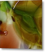 Color Chaotic Metal Print