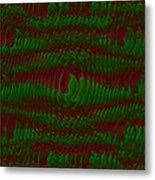 Color Fantasia Catus 1 No 1 V Metal Print