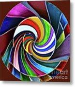 Color Me Again Metal Print
