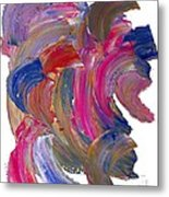 Color Mix 15 Metal Print