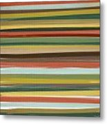 Color Of Life Metal Print by Lourry Legarde