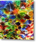 Color Parade  Metal Print