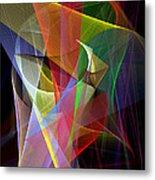 Color Symphony Metal Print